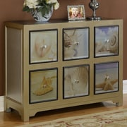 Coast to Coast Imports 6 Drawer Chest