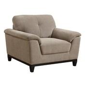 Emerald Home Furnishings Martini Arm Chair