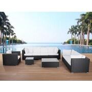 Beliani Deep Seating Outdoor Lounge Set with Cushions
