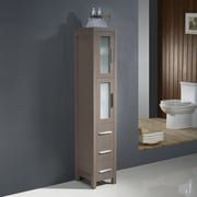 Fresca Torino 12'' W x 68.13'' H Cabinet