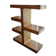 The Urban Port Trendy Display Shelf 54'' Accent Shelves Bookcase