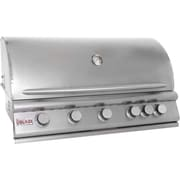 Blaze Grills 40'' 5-Burner Built-In Gas Grill w/ Rear Infrared Burner; Propane