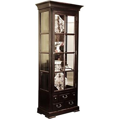 Jasper Cabinet Curio Cabinet | Staples®