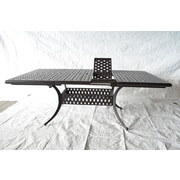 K B Patio Newport Dining Table