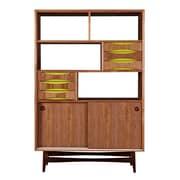 NyeKoncept Hanna 6 Drawer Storage Unit; Green