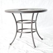 K B Patio Newport Bar Table w/ Ice Bucket