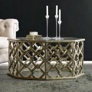 Hooker Furniture Melange Nico Cocktail Table