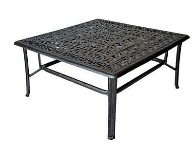 K B Patio Sicily Fire Pit Table