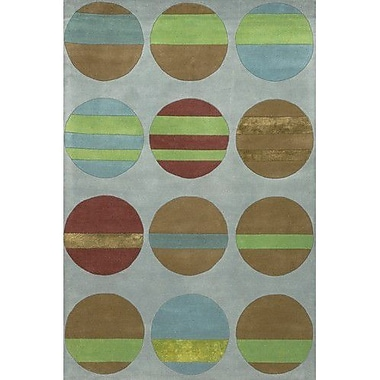 Chandra Lost Link Rug; 5' x 7'6''
