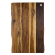 Architec Acacia Raw Edge 17'' x 11'' Gripper Cutting Board