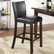 Wildon Home   29'' Bar Stool with Cushion (Set of 2)