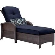 Cambridge Corolla Chaise Lounge with Cushion