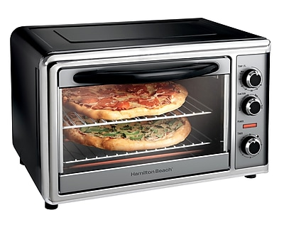 Hamilton Beach Countertop Convection & Rotisserie Oven WYF078277373063