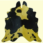 Bellaire Dynamik Dairy Yellow/Black Area Rug
