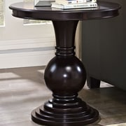 One Source Living Rosemont End Table; Espresso