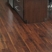 Islander Flooring Old Growth 5-1/8'' Solid Bamboo Hardwood Flooring in Antique Black Walnut