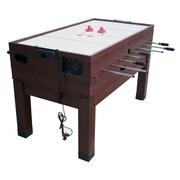 Playcraft Danbury 14-in-1 Multi Game Table; Espresso