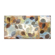 Artefx Decor Autumn Muse Textured Painting Print on Canvas