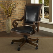Fairfax Home Collections Winsome Mid-Back Executive Office Chair