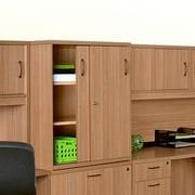Regency 2 Door Storage Cabinet; Cherry