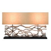 Designer Casa Grand Le Sculpture 30'' Table Lamp