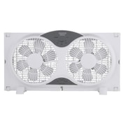 Sharper Image 9 Inch Window Fan