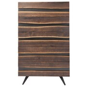 Nuevo 5 Drawer Cabinet