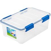 ZIPLOC Weathershield Storage Box; 6.69'' H x 11.81'' W x 17.43'' D