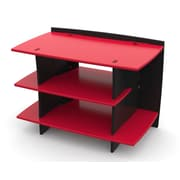 Legare Furniture Red Race Kids' Gaming Entertainment Center