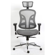 Marco Group Alewife High-Back Mesh Executive Office Chair