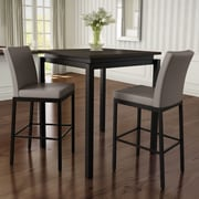 Amisco 3 Piece Pub Table Set