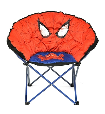 Idea Nuova Spiderman Kids Camping Chair WYF078278818540