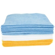 Zwipes Microfiber Cleaning Cloths and Towels, 24-Pack