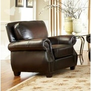 LifeStyle Solutions Rapallo Leather Club Chair