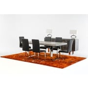 VIG Furniture Modrest Lola Dining Table; Gray