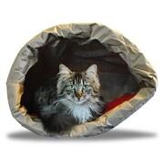 DogFashionLLC Beautifool Pet Cat Bag; Bed Red