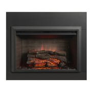 The Outdoor GreatRoom Company Gallery Zero Clearance Electric Fireplace Insert
