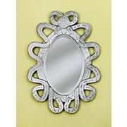 Venetian Gems  Bonita Venetian Wall Mirror