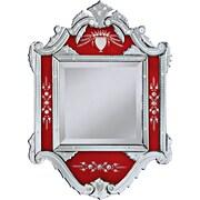 Venetian Gems Hertha Venetian Wall Mirror