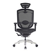 Borgo L'Aqua Mid-Back Mesh Executive Office Chair