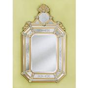 Venetian Gems Reneh Venetian Wall Mirror