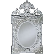Venetian Gems Caprice Venetian Mirror
