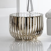 Bellini Modern Living Rosa End Table; Gold