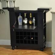 ECI Furniture Spirit Cabinet; Antique Black