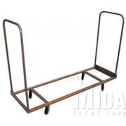Midas Event Supply Table Truck For Banquet Tables; 44'' H x 101.25'' W x 28'' D
