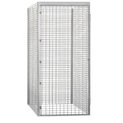 Salsbury Industries 1 Tier 1 Wide Bulk storage Locker; 90'' H x 48'' W x 60'' D