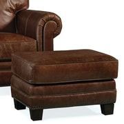 Palatial Furniture Hillsboro Leather Ottoman