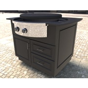 Evo Affinity Kitchen Island