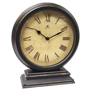 Infinity Instruments Distressed Table Clock