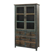 Powell Calypso 6 Drawer High Cabinet